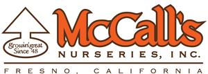 McCall's Nurseries, Inc.